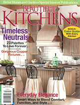 Beautiful Kitchens, Winter 2009