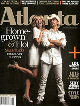 ATLANTA MAGAZINE Sept '08