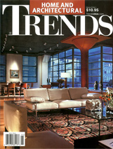 USA HOME AND ARCHITECTURAL TRENDS VOL 25 No 1