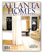 November issue of Atlanta Homes and Lifestyles